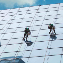 Расценки на промышленных альпинистов